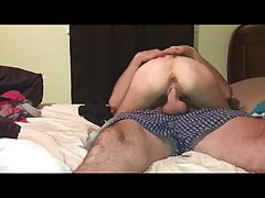 Thin wife had oral orgasm during Sixty-nine then  to creampie