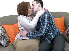 Home sex lessons from mature women