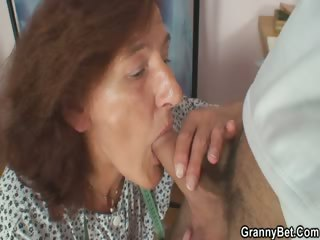 He bangs age-old seamstress from with little