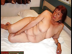 Horny Mexico Grandmothers and her amazing naked body