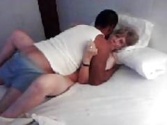Wife's  interracial