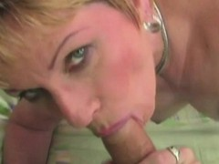 Granny Knows Exactly How Give A Blowjob