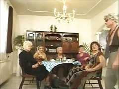 GrannyPissParty