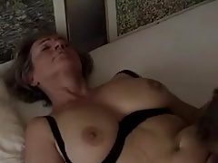 Mature is well fucked by youthfull cock