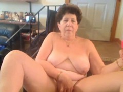 OmaFotzE Chubby  Unexperienced webcam Showoff
