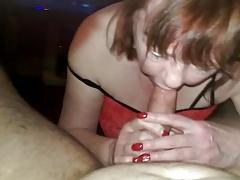 wifey sucking my cock