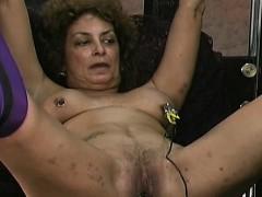 Big beautiful nymph non-professional thraldom porn