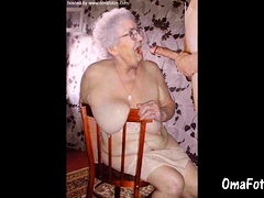 OmaFotzE Excellent Granny Slideshow Compilation