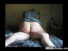 Giant Ass Milf  her Man