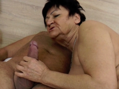 GERMAN GRANNY AND GRANDPA IN FIRST TIME  MOVIE